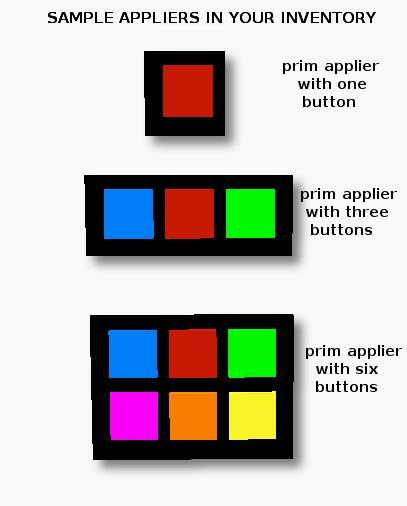 sample appliers